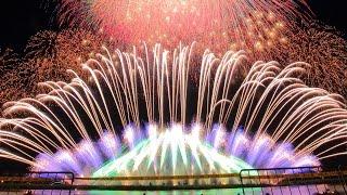 Download 【4K】2015 桑名水郷花火大会 NTN超特大仕掛 第1部~第3部通しバージョン Video