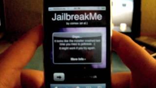 Download [FUNKTIONIERT NICHT MEHR!!] iPhone 4/3GS/3G/2G Jailbreak und Unlock [German/Deutsch] Video