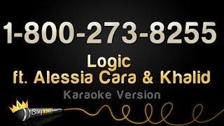 Download Logic ft. Alessia Cara & Khalid - 1-800-273-8255 (Karaoke Version) Video