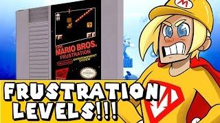 Download Super Mario Maker: MARIO BROS FRUSTRATION!!! Video