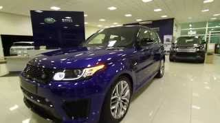 Download Range Rover SVR - Land Rover Top Car | Concessionária em Santa Catarina Video