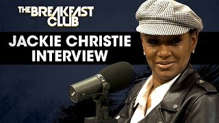 Download Jackie Christie On Everything Basketball Wives, Loving Her Daughter Despite Rumors & More Video