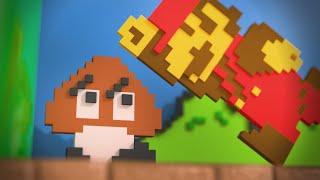 Download Super Modern Mario Bros. (E3 2012 gameplay) Video