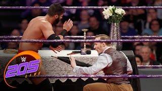 Download Jack Gallagher vs. Ariya Daivari - Gentlemen's Duel: WWE 205 Live, Dec. 27, 2016 Video