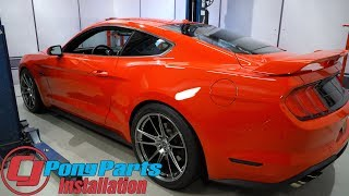 Download 2018-2019 Mustang GT MagneRide Ford Performance 20MM Lowering Spring Set Installation Video