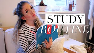 Download My Study Routine For Law School/University Exams Video