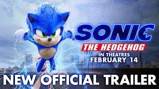 Download Sonic The Hedgehog (2020) - New Official Trailer - Paramount Pictures Video