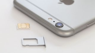 Download iPhone 6 / 6S PLUS HOW TO: Insert / Remove a SIM Card Video