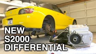 Download Installing A New Differential In My Honda S2000! Video