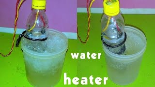 Download how to make water heater by spoon at home - easy way Video