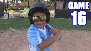 Download LUMPY REVEALS HIS FAVORITE TEAM! | On-Season Softball Series | Game 16 Video