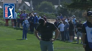 Download Rory McIlroy's putting implosion at AT&T Pebble Beach Video
