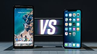 Download iPhone X vs Pixel 2 XL: We're All Wrong Video