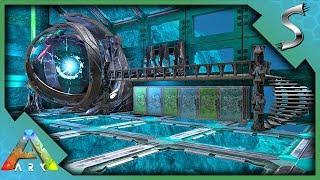 Download BUILDING THE UNDERWATER TEK BASE! THE DEEP SEA WORKSHOP BEGINS! - Ark: Survival Evolved [S4E132] Video