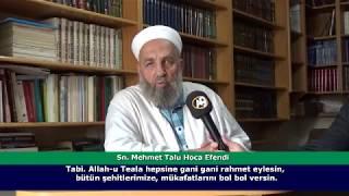 Download Mehmet Talu Hoca Efendinin, Sn. Adnan Oktar hakkında açıklamaları Video