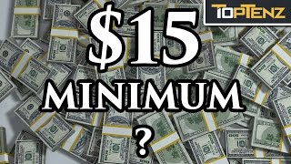 Download What Would Happen if MINIMUM WAGE Was $15 Everywhere Video