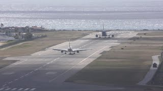 Download Amazing Short Take off KLM A330 at Sint Maarten Airport SXM with ATC Video
