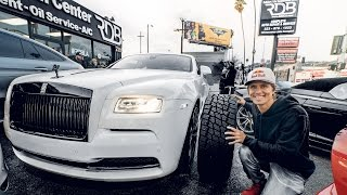 Download WHAT CAN YOU DO TO A ROLLS ROYCE?   feat. RDBLA   VLOG 286 Video