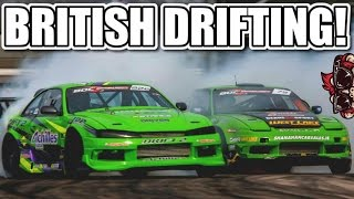 Download 🐒 I WENT TO THE BRITISH DRIFT CHAMPIONSHIP - IT WAS SICK! Video