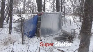 Download Winter Camping Trip: Super Shelter 2 Video