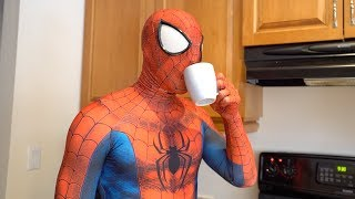 Download Spiderman's Morning Routine (In Real Life, Parkour) Video