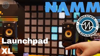 Download NAMM 2018 Novation's 64 Launchpad Wall Video