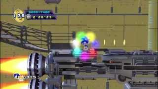 Download Sonic the Hedgehog 4 Episode 2: Sky Fortress Act 2 (Super Sonic) [1080 HD] Video
