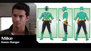 Download Power Rangers History (1993-2011) (Mighty Morphin - Samurai) Video