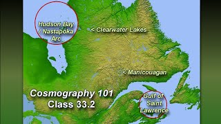 Download Canadian Impacts / Crater Chains / Extinct Ice Age Monsters -Cosmography101-33.2 w/ Randall Carlson Video