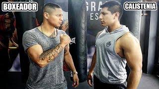 Download CALISTENIA VS BOX | Boxeador Profesional vs Calistenia - Street Workout Video