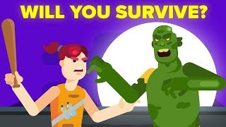 Download Could You Survive A Zombie Attack? Video