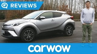 Download Toyota C-HR SUV 2018 in-depth review | Mat Watson Reviews Video