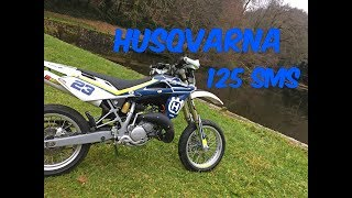 Download Présentation complète HUSQVARNA 125 SMS 2T Video