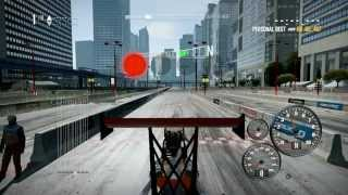 Download NFS Shift 2 Unleashed: Dragster Top Fuel 1/4 mile in 6.086 seconds and 0 - 478 kmh in 13 seconds Video