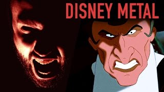 Download Bells of Notre Dame (Disney's Hunchback) METAL cover - Jonathan Young & Caleb Hyles Video