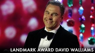 Download David Walliams Landmark Award - 2012 National Television Awards Video