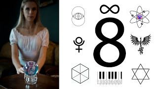 Download What the Number 8 Means (Sacred Geometry, Tarot, Angel Numbers, Astrology, Tree of Life, iChing) Video