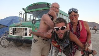 Download TAKING MY PARENTS TO BURNING MAN | Official Trailer | FilmBuff Video