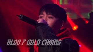 Download 161216 bloo(블루) - 7 gold chains l NewBloodParty Video