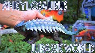 Download Ankylosaurus Jurassic World fallen kingdom toy review Video