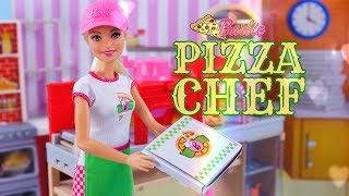 Download Unbox Daily: Barbie Pizza Chef Doll & Play Set PLUS Barbie Bakery Chef Doll & Play Set Video