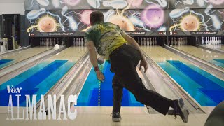 Download The hidden oil patterns on bowling lanes Video