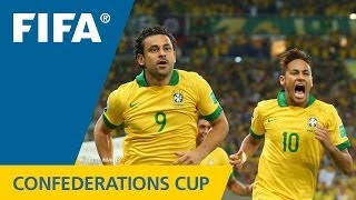 Download Brazil 3:0 Spain, FIFA Confederations Cup 2013 Video