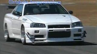 Download Amuse Supra vs MiNE's R34 GT-R Time Attack Video