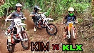 Download KTM vs KLX Full Bore Up di Tanjakan Angin Alas Roban ″Trabas Sore″ Video