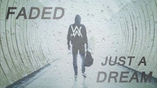 Download Just A Faded Dream   Alan Walker x Nelly   JustFluffeh Mashup Video
