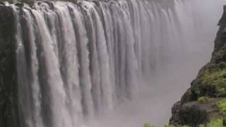 Download Victoria Falls the Largest Waterfall in the World Video