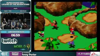 Download Super Mario RPG: Legend of the Seven Stars by LackAttack24 in 3:06:06 - SGDQ2016 - Part 174 Video