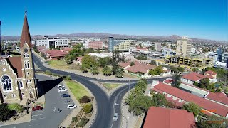 Download Windhoek City Tour - Namibia Video