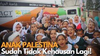 Download SUMUR WAKAF PALESTINA, Suplai Air Bersih untuk 1.500 Murid di Gaza Video
